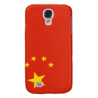 Bandera de la República Popular China Funda Para Galaxy S4