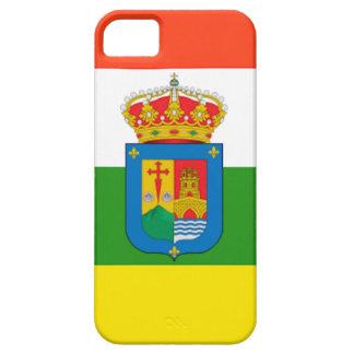 Bandera de La Rioja (España) Funda Para iPhone 5 Barely There