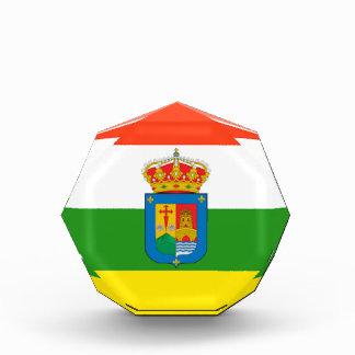 Bandera de La Rioja España