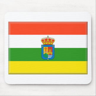 Bandera de La Rioja (España) Tapete De Ratón