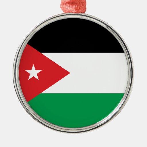 Bandera de la solidaridad de Gaza Turquía Ornatos