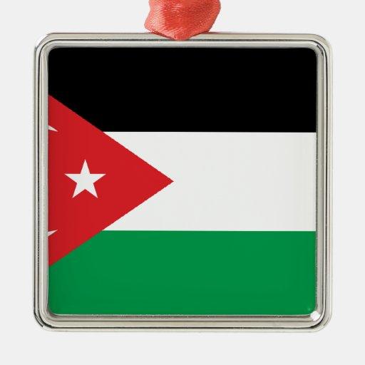 Bandera de la solidaridad de Gaza Turquía Ornamente De Reyes