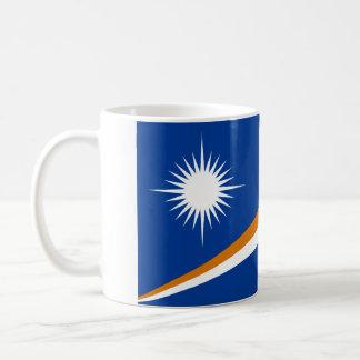 Bandera de la taza de Marshall Islands