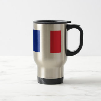 Bandera de la taza fuerte del viaje de Francia