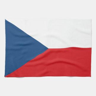 Bandera de la toalla de cocina de la República