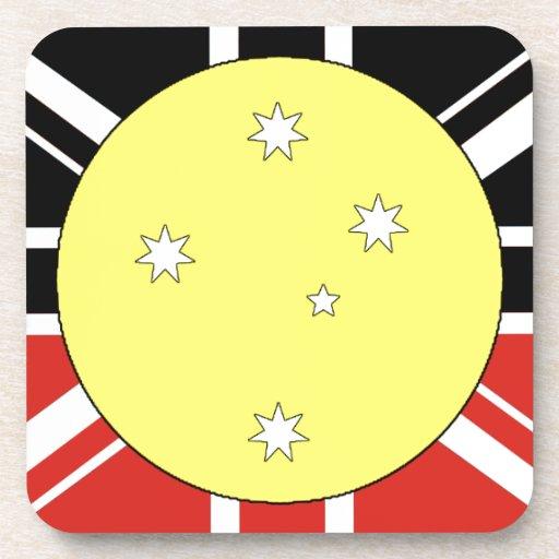 Bandera de la unificación de Australia Posavaso