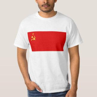 Bandera de la Unión Soviética Poleras