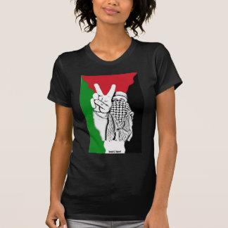 Bandera de la victoria de Palestina Camisetas