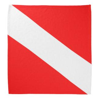 Bandera de la zambullida bandanas