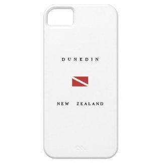 Bandera de la zambullida del equipo de funda para iPhone 5 barely there