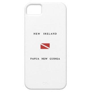 Bandera de la zambullida del equipo de iPhone 5 funda