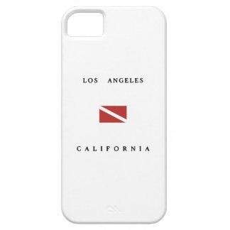 Bandera de la zambullida del equipo de iPhone 5 Case-Mate coberturas