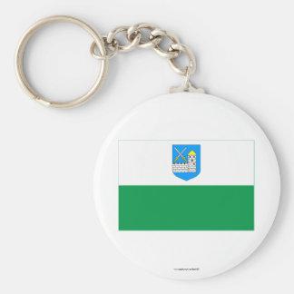 Bandera de Lääne-Viru Llavero Personalizado
