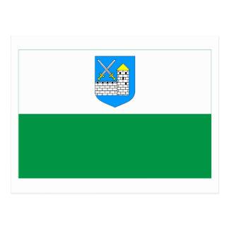 Bandera de Lääne-Viru Tarjetas Postales