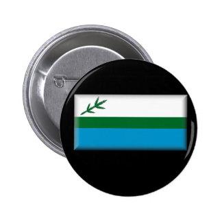 Bandera de Labrador (Canadá) Pin