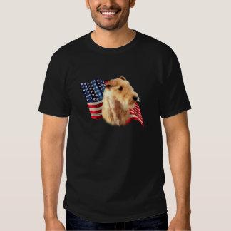 Bandera de Lakeland Terrier Playeras