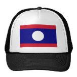 Bandera de Laos Gorras De Camionero
