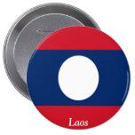 Bandera de Laos Pins