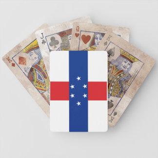 Bandera de las Antillas holandesas Barajas