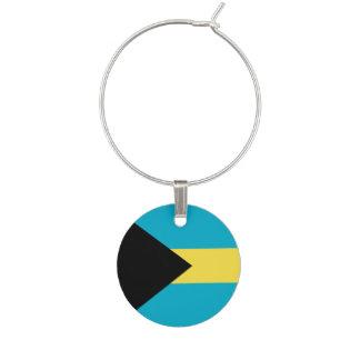 Bandera de las Bahamas Identificador De Copa