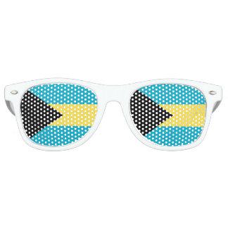 Bandera de las Bahamas Lentes De Sol