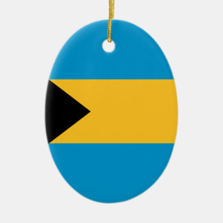 Bandera de las Bahamas Ornamentos De Reyes Magos