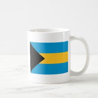 Bandera de las Bahamas Taza Clásica
