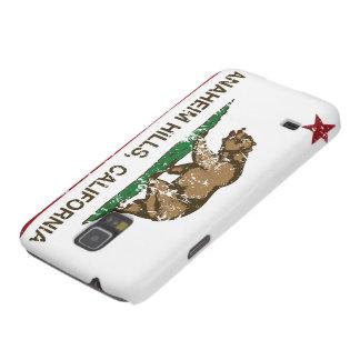 Bandera de las colinas de Anaheim de la república Carcasa Para Galaxy S5