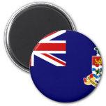 Bandera de las Islas Caimán Imán Para Frigorifico