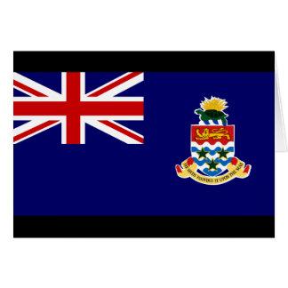 Bandera de las Islas Caimán Felicitaciones