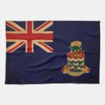 Bandera de las Islas Caimán Toallas
