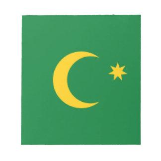 Bandera de las islas de Cocos Bloc De Papel