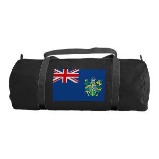 Bandera de las islas de Pitcairn Bolsa De Deporte