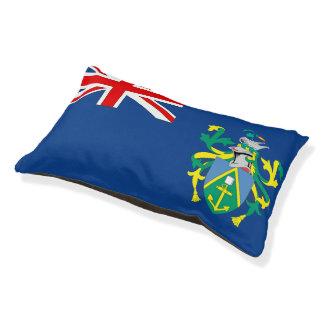 Bandera de las islas de Pitcairn Cama Para Perro Pequeño