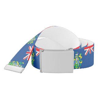 Bandera de las islas de Pitcairn Correa