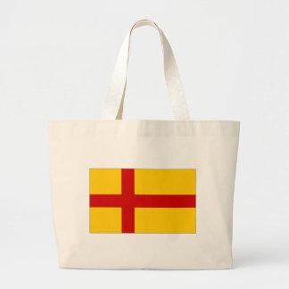 Bandera de las Islas Orcadas de Reino Unido Bolsa De Mano