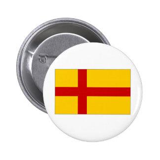 Bandera de las Islas Orcadas de Reino Unido Pin