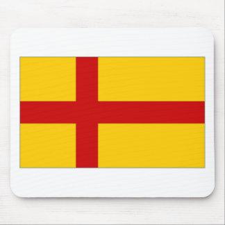 Bandera de las Islas Orcadas de Reino Unido Tapetes De Ratón