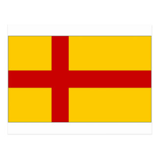 Bandera de las Islas Orcadas de Reino Unido Tarjetas Postales