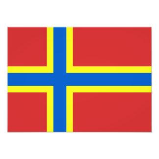 Bandera de las Orcadas Cojinete