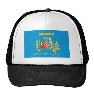 Bandera de Lazio Gorras De Camionero