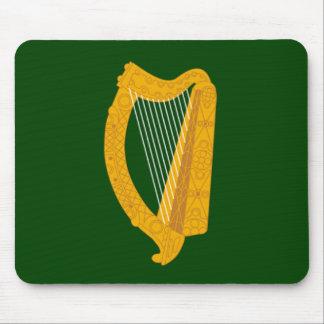 Bandera de Leinster Alfombrilla De Ratón