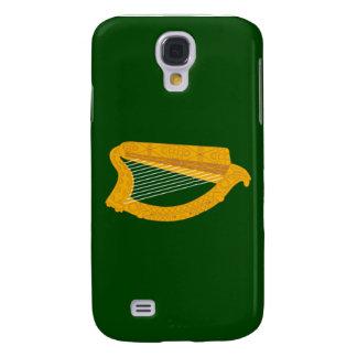 Bandera de Leinster Funda Para Samsung Galaxy S4