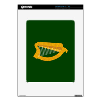 Bandera de Leinster iPad Calcomanías