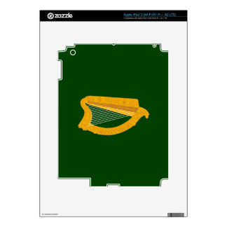 Bandera de Leinster Pegatinas Skins Para iPad 3