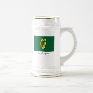 Bandera de Leinster Taza