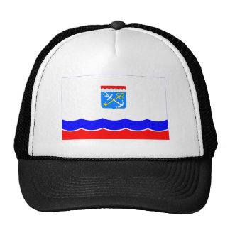 Bandera de Leningrad Oblast Gorras