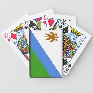 Bandera de Lesotho Baraja De Cartas