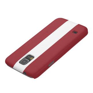 Bandera de Letonia Carcasa Para Galaxy S5