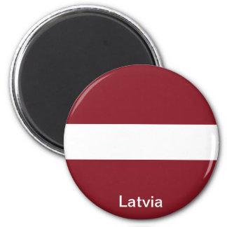 Bandera de Letonia Iman